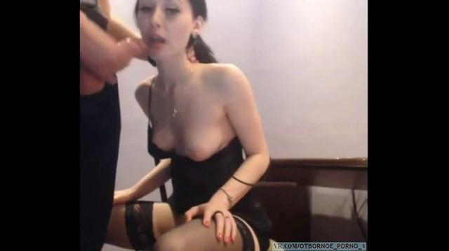 Брат с сестрой устроили грязный секс в прямом эфире порночата (порно анал минет.mp4 (Домашнее/Любительское) - скачать на мобильный телефон