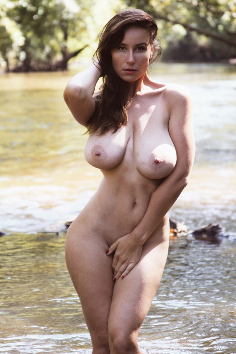 Naked beauties with big boobs