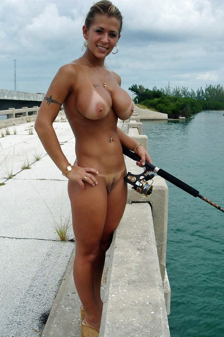 Sexy fishing girls nude