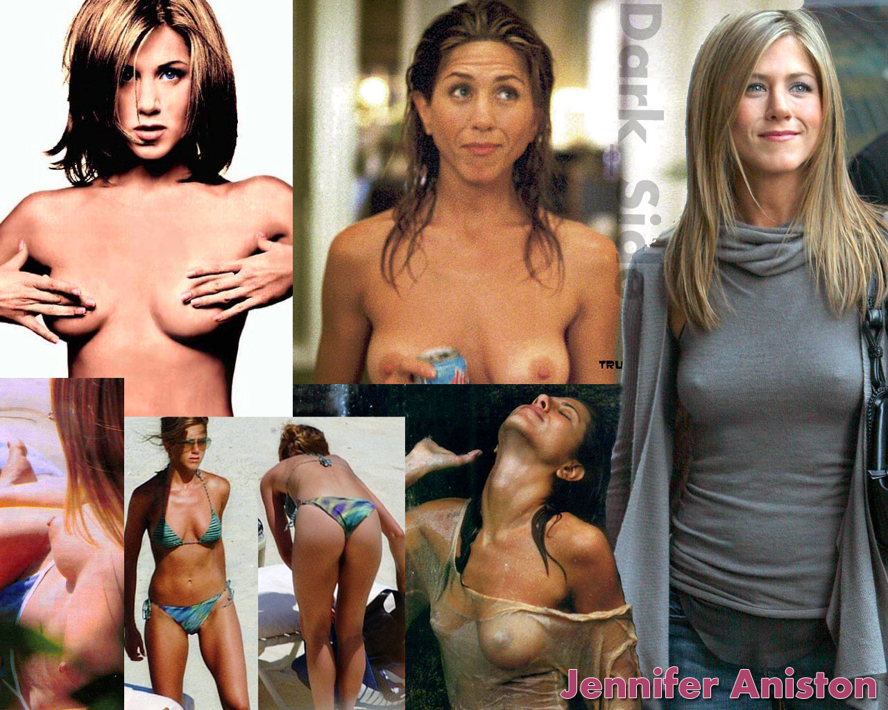 Jennifer aniston with hard nipples sex scene
